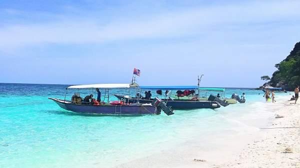 Excursion to Pulau Tioman